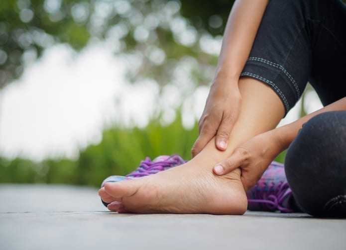 Body Glide - What Causes Foot Blisters?