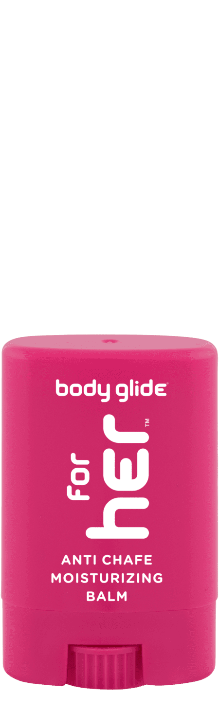 body glide for her anti chafe and moisturizing balm